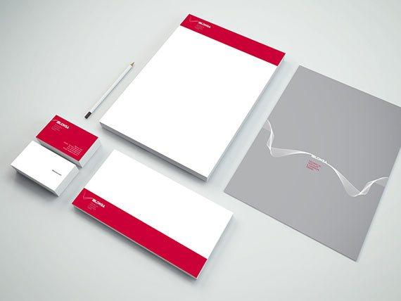Diseñamos tu imagen corporativa Branding y tu web
